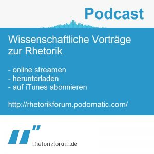 PodcastRhetorikforum